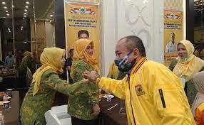 Photo of Sahril Terpilih Menjadi Ketua DPD II Golkar Pekanbaru