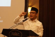 Photo of Ace Hasan bersama Kemenag Bahas Soal Vaksinasi Covid-19 untuk Jemaah Haji 1442/2021