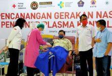Photo of Menko Perekonomian Donor Darah guna Pengobatan Pasien Covid-19