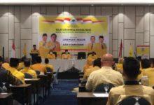 Photo of DPP Partai Golkar Sosialisasikan Hasil Rakernas dan Rapimnas tahun 2021 ke Golkar Bengkulu