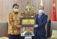 Photo of Ketua Umum Golkar Airlangga Hartarto Terima Kunjungan Kerja Duta Besar China