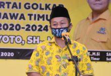 Photo of Sarmuji Sampaikan 3 Upaya Golkar Menang Pemilu