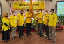 Photo of Terpilih Aklamasi, Dr. Zufriady jadi Ketua Golkar Pangkalpinang