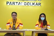 Photo of HUT ke-57, Golkar Usung 'Bersatu untuk Menang'